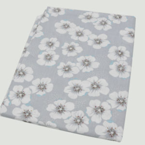 tissu gris - collection perle - 01b