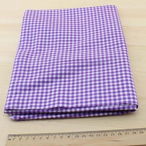 01 - tissu carreaux - violet
